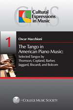 The Tango in American Piano Music